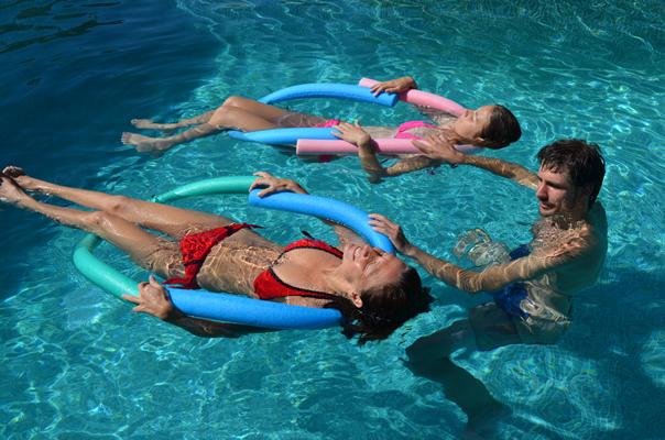 Mallorca Detox Yoga Basenfasten Aquafitness